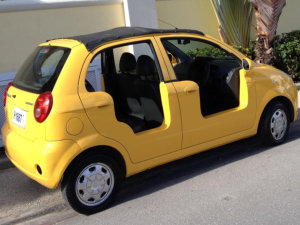 Cheap Car Hire Barbados Small Car Rental